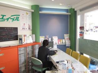 エイブルネットワーク千代田店の内観写真
