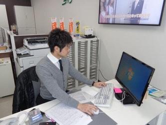 エイブルネットワーク泉大津店のスタッフ写真
