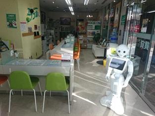 エイブルネットワーク福島駅前店の内観写真