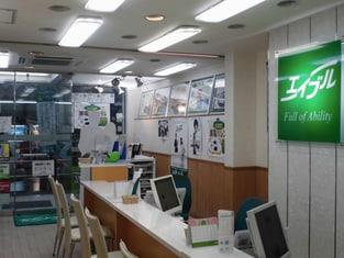 エイブルネットワーク江南店の内観写真