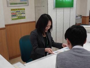 エイブルネットワーク江南店の接客写真