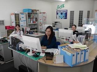 エイブルネットワーク木更津店の内観写真