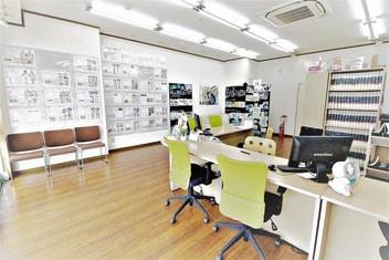 エイブルネットワーク大元駅前店の内観写真