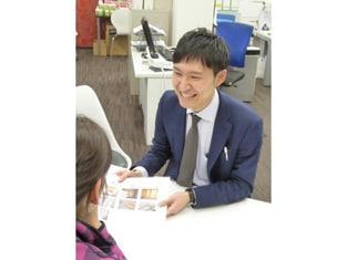 エイブルネットワーク亀有南口店の接客写真