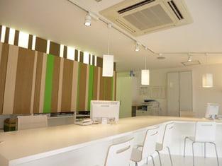 エイブルネットワーク徳島文理大学前店の内観写真