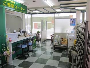 エイブルネットワーク丹波店の内観写真
