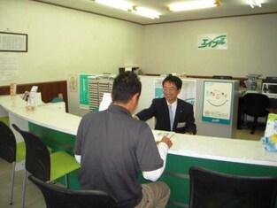 エイブルネットワーク石巻西店の接客写真