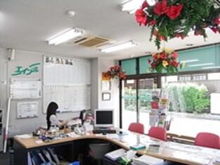 エイブルネットワーク周南店の内観写真