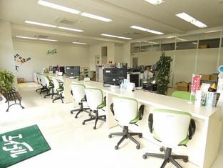 エイブルネットワーク熊本健軍店の内観写真