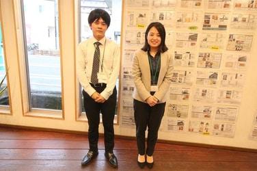 エイブルネットワーク岡山西店のスタッフ写真