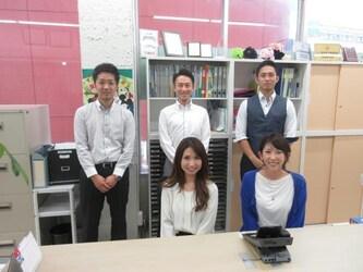 エイブルネットワーク津駅前店のスタッフ写真