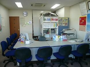 エイブルネットワーク新倉敷店の内観写真