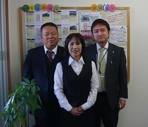 エイブルネットワーク新倉敷店のスタッフ写真