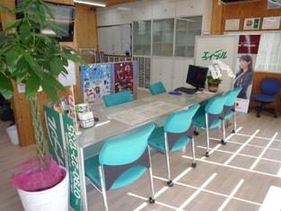 エイブルネットワーク福崎店の内観写真