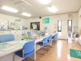 エイブルネットワーク田辺店の内観写真