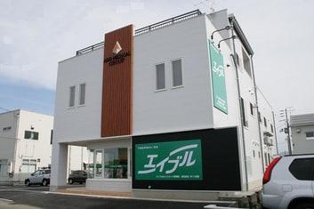 エイブルネットワーク長岡店の外観写真