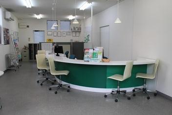 エイブルネットワーク新庄店の内観写真