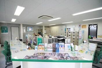 エイブルネットワーク新潟駅南店の内観写真