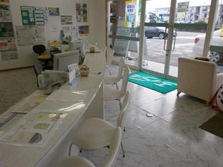 エイブルネットワーク犬山店の内観写真