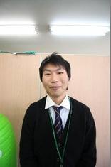 エイブルネットワーク岡山平井店の接客写真
