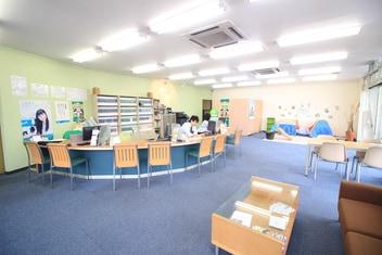 エイブルネットワーク岡山国富店の内観写真