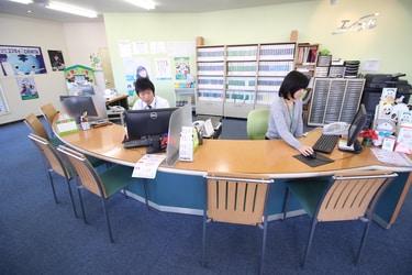 エイブルネットワーク岡山国富店のスタッフ写真