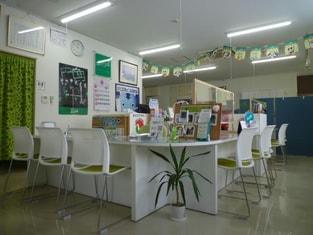 エイブルネットワーク富山大学前店の内観写真