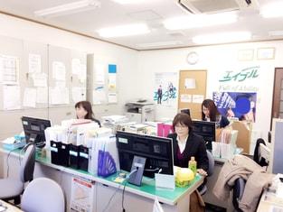エイブルネットワーク袖ヶ浦店の内観写真