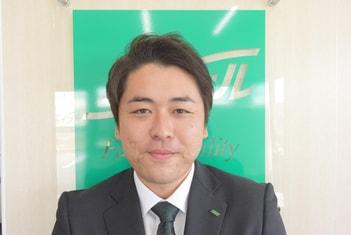 エイブルネットワーク砺波店の接客写真