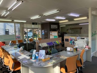 エイブルネットワーク大垣バイパス店の内観写真