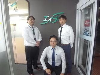エイブルネットワーク大垣バイパス店のスタッフ写真