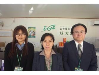 エイブルネットワーク岐阜西店のスタッフ写真