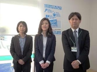 エイブルネットワーク各務原店のスタッフ写真