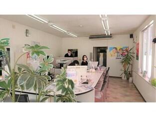 エイブルネットワーク清田店の内観写真