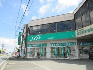 エイブルネットワーク宇土店の外観写真