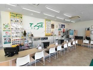 エイブルネットワーク薩摩川内店の内観写真