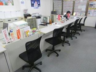 エイブルネットワーク加古川店の内観写真