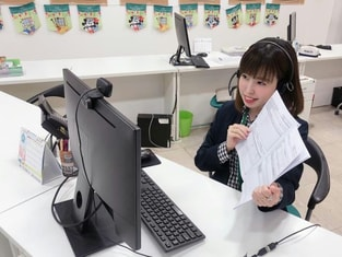 エイブルネットワーク東長崎店の接客写真