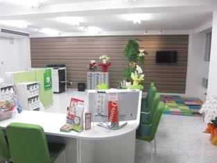 エイブルネットワーク小松島店の内観写真