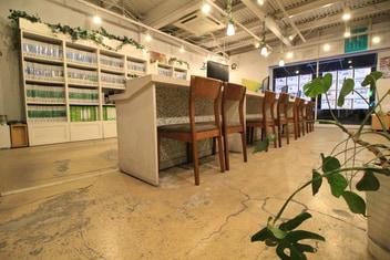 エイブルネットワーク岡山中央店の内観写真