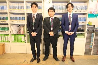 エイブルネットワーク岡山中央店のスタッフ写真