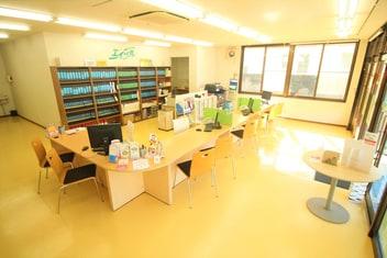 エイブルネットワーク岡山南店の内観写真