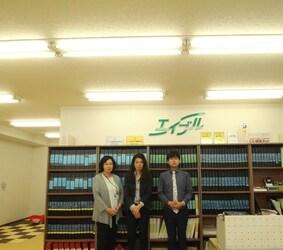 エイブルネットワーク岡山南店のスタッフ写真