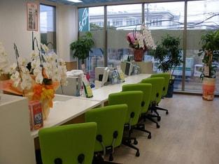 エイブルネットワーク多賀城店の内観写真