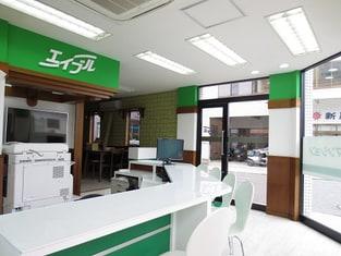 エイブルネットワーク高屋店の内観写真