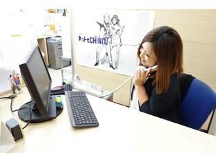 エイブルネットワーク栗東店の接客写真