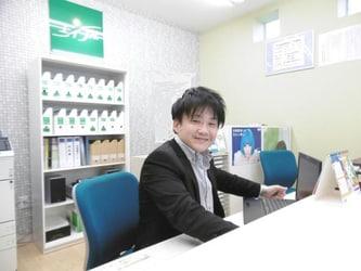 エイブルネットワーク徳島八万店のスタッフ写真