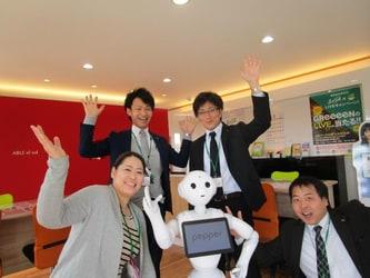 エイブルネットワーク二本松店のスタッフ写真