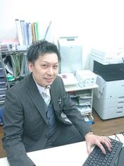 エイブルネットワーク栄町店の接客写真