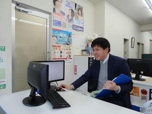 エイブルネットワーク大津店の接客写真